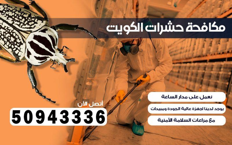 ابادة حشرات ضاحية الزهراء الكويت
