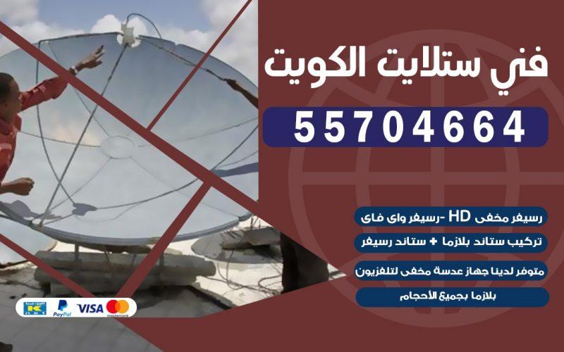 فني تصليح ستلايت القيروان 66133708 خدمة ستلايت رسيفر