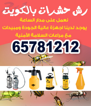 مكافحة حشرات رش حشرات 50050647