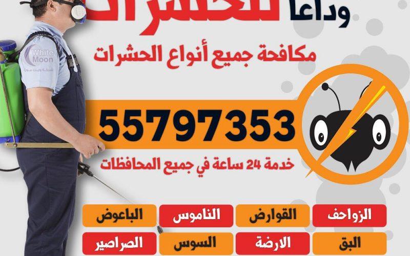 مكافحة حشرات المنزل 50943336 اسعار جدا مناسبة