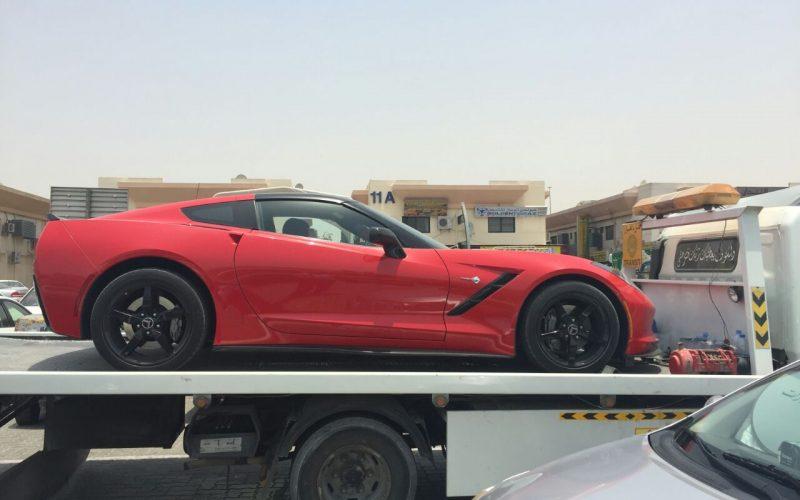 نقل سيارات من دبي الى الكويت – السعودية – البحرين – الخليج